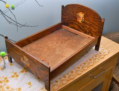 Baby Doll Bed by pumpkin-girl, via Flickr