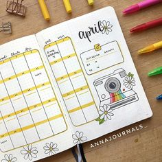 No photo description available. via bul Bullet Journal Index Layout, Bullet Journal Travel, Bullet Journal 2019, Bullet Journal Inspiration, Bullet Journals, Birthday Tracker, Journal Pages, Journal Ideas, Journal Design
