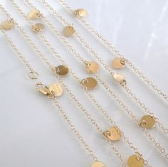44 Inch Courtney Cox Long Wrap Around Necklace  by classicdesigns, $71.00