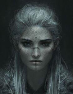 Character Design Inspiration, Fantasy Characters, Character Inspiration, Fantasy Artwork, Character Portraits, Fantasy Art, Dark Fantasy, Fantasy Character Design, Portrait