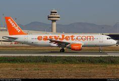 G-EZTY EasyJet Airbus A320-214 cn 4554 Palma de Mallorca Airport Spain LEPA PMI