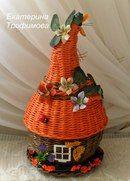 ГномоТаун Wicker Baskets, Picnic, Cool Stuff, Fairy, Home Decor, Garden, Ideas, Paper Crafting, Hampers