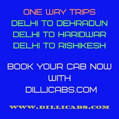 We are one of the leading TAXI service provider in Delhi with most economical and transparent fares. We promise to give you the best Taxi . Car Rental Company, Haridwar, Rishikesh, Taxi