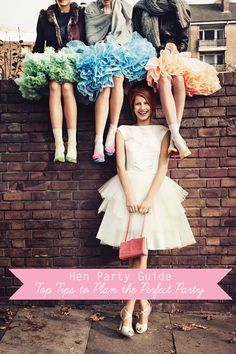 How to Plan a Hen Party - 13 Easy Rules to Plan it Perfectly