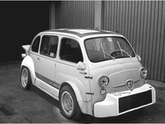 Multipla ABARTH 1000TCR