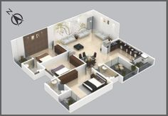 Vmaks Heights 3 BHK Apartments Floor Plan  For More Info... Visit Us: http://www.propreview.in/bangalore/vmaks-heights/ Call Us: 8880 777 111