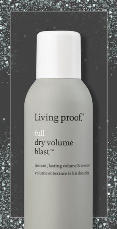 Adding this to my shopping list - Living Proof Full Dry Volume Blast! (Bonus: Getting a free gift code just for signing up for their email:)