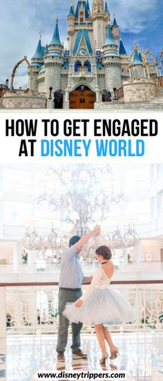 How to Plan the Perfect Disney Engagement