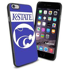 iPhone 6 Print Case Cover Kansas State Football Team Logo Protector Black PAZATO® PAZATO Sport http://www.amazon.com/dp/B00OTZQI12/ref=cm_sw_r_pi_dp_WbQtub19BSE47