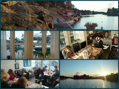Seminar's location in Kristiansand, Southern Norway, Byzantine Iconpainting Seminar, October/November 2015