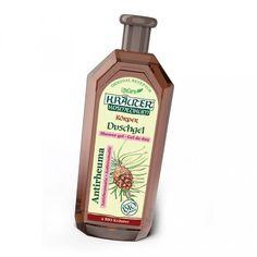 Kräuter® reuma elleni tusfürdő, fenyő kivonattal és BIO gyógynövényekkel Shower Gel, Soap, Personal Care, The Originals, Bottle, Self Care, Personal Hygiene, Flask, Bar Soap