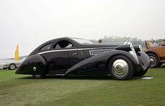 1925 Rolls Royce Phantom I Jonckheere Coupe