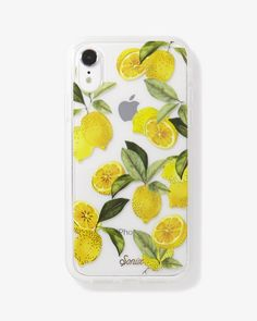 Zaful / Fruit Lemon Phone Case For Iphone Cute Cases, Cute Phone Cases, Iphone Phone Cases, Phone Covers, Wallpaper Aesthetic, Floral Iphone Case, Phone Gadgets, Baby Gadgets, Tech Gadgets