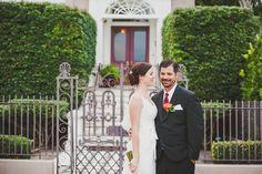 Charleston wedding at White Point Gardens by Alyona Photography