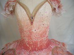 Beautiful tutu pink and gold