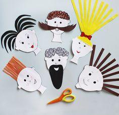 Az orosz nyelvű internetes terapeuta Skype-on keresztül (Skype) Montessori Activities, Preschool Worksheets, Toddler Activities, Preschool Activities, Hand Crafts For Kids, Diy For Kids, Art Drawings For Kids, Kids Artwork, Body Preschool