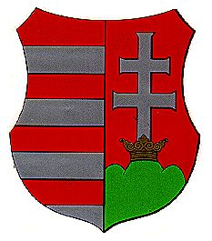Hungarian Coat of Arms European River Cruises, Coat Of Arms, Vikings, Places To Visit, Flag, Hungary, Croatia, The Vikings, Family Crest
