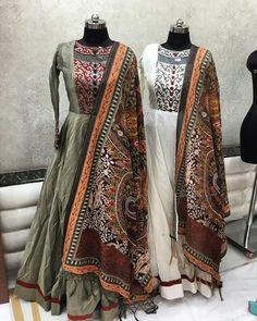 Nice Anarkali Dress, Pakistani Dresses, Indian Dresses, Patiala Dress, Indian Suits, Indian Attire, Indian Wear, Salwar Designs, Saree Blouse Designs
