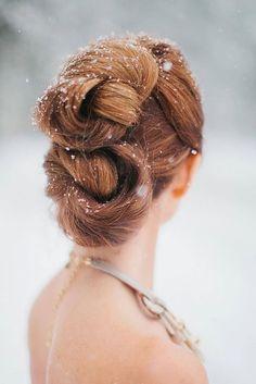 Bridal Hairstyles : Splendid Wedding Updos Collection See more: www.weddingforwar #weddings #