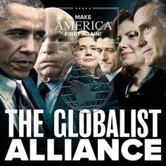 Republican and Liberal GLOBALIST PROGRESSIVES