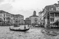 Venice Gondolier - null
