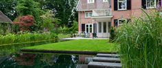 Tuinarchitectuur villa - Product in beeld - Startpagina voor tuin ideeën   UW-tuin.nl