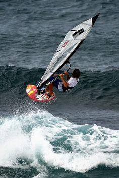 Windsurfing, Maui #windsurfing #maui #hawaii