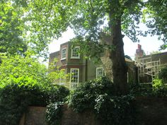 The home of Pink Floyd drummer Nick Mason