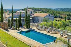 Sao Bras Villa Rentals in Portugal | Luxury 5 Bed Private Villa with Qualities of a Spa Resort #portugal #villa #luxuryvilla #swimmingpool