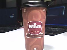 Wawa coffee ! i prefer wawa coffee over anyother fancy brand cause its always fresh and it taste great and doesnt cost an arm and a leg