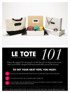 -sp LE TOTE | #free tote bag ($25 value) 7/1  #fashion  #fashionblogger #beautyblogger