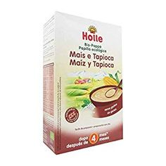 Holle Bio Corn And Tapioca Porridge + - Honabuy Puffs Cereal, Baby Cereal, Rice Snacks, American Girl Doll Bed, Blueberry Desserts, Free Diapers, Free Baby Stuff, Organic Baby, Baby Feeding