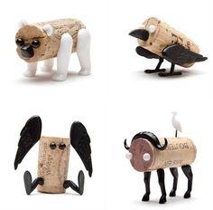 Las cosas de May: Corcholis!!!! - ideas para reciclar tapones de corcho