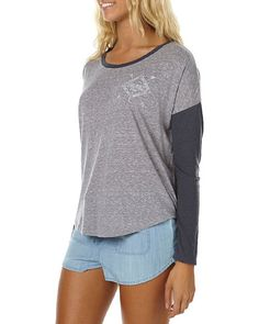 Features Colour: Heather Grey Material: 55% Polyester, 37% Cotton, 13% Viscose…