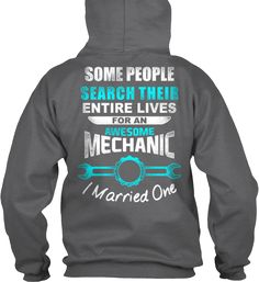 Mechanic Hoodie     TIP: If you buy 2 or more (hint: make a gift for someone or team up) you'll save quite a lot on shipping.    Guaranteed safe and secure checkout via:  Paypal | VISA | MASTERCARD   Click the GREEN BUTTON, select your size and style.   Trouble Ordering? Email support@teespring.com or call 1-855-833-7774.   ▼▼ Click GREEN BUTTON Below To Order ▼▼