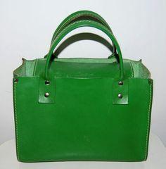 Kate Spade Leather Green London Sawyer Purse Tote Handbag Shopper Bag | eBay