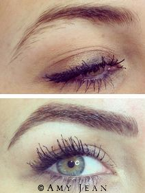 97 Best EYEBROW TATTOO FEATHERING images | Microblading eyebrows ...
