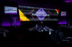 Scottish Transport Awards 2014  #sound #light #hire #production #creative #videowall
