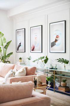 lush living room ideas