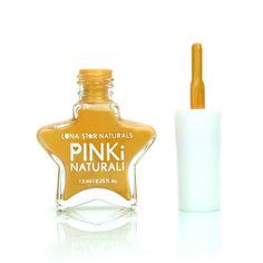 Luna Star Naturals non-toxic nail polishes come in so many fun, fall colors