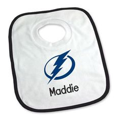 Our personalized tampa bay lightning large gift basket is a keep your future nhl star clean with our personalized tampa bay lightning bib young fans negle Images