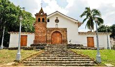 #Cali, #Colombia: San Antonio Church