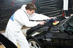 Not only does waxing a car make it shine, but doing so also helps protect its paintjob, while maintaining its value.