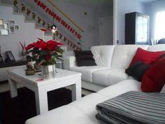 Salas de estar en navidad