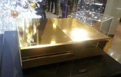 (*** http://BubbleCraze.org - Bubble Popping meets Tetris? OH YEAH! ***)  Xbox One Plated in 24k Gold Available at Harrods