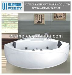 1) Double Whirlpool Massage Bathtub Jacuzi Bathtub On Sale2)Certificate:  CE,RoHS