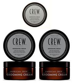 american crew grooming cream 3x #American #Crew #haarproducten #haarverzorging #kappersbenodigdheden #barbershop #heren #man