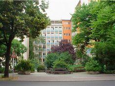 Hohenstaufenstraße Berlin Schöneberg