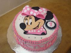Queque Minnie Mouse