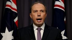 """Taxpayers picked up the bill for a $4000 five star """"working dinner"""" that included seven bottles of fine wine hosted by Immigration Minister Peter Dutton at a prestigious luxury hotel in Washington D.C."""